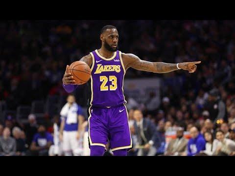 LA Lakers vs Philadelphia 76ers - Full Game Highlights February 10 2019 NBA