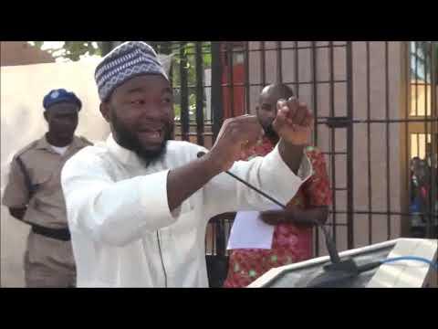 DEBAT INTER-RELIGIEUX EN FRANÇAIS FAIT LE 09/12/2018 (TOGO)