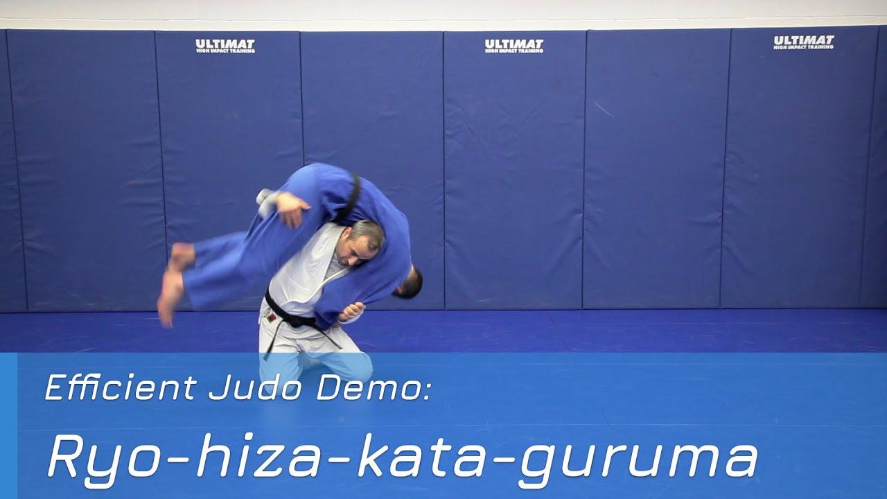 Ryo-hiza-kata-guruma - Demo