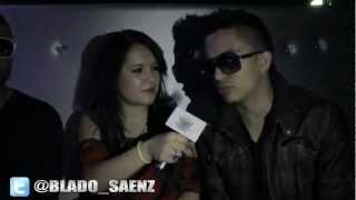 Entrevista/Show De Yandar & Yostin En Sabadell España (Discoteca Ebony)