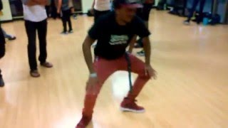 Freestyle at 1212 Session