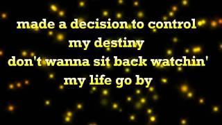 I Just Wanna Be Happy (LYRICS)