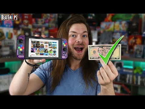 Best $5 Budget Games On Nintendo Switch!