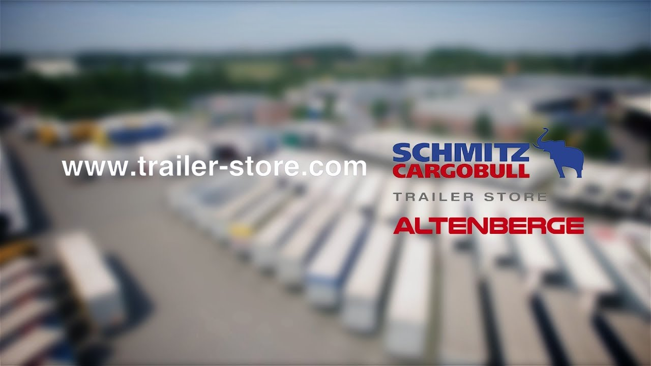 Schmitz Cargo Bull Altenberge welcomes you.! - YouTube
