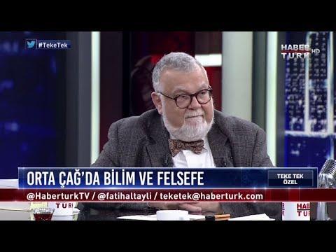 Teke Tek Özel - 14 Ocak 2018 (Celal Şengör, Ahmet Arslan)