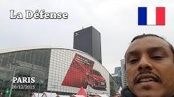 La Défense | PARIS | Chamika Sirimanna