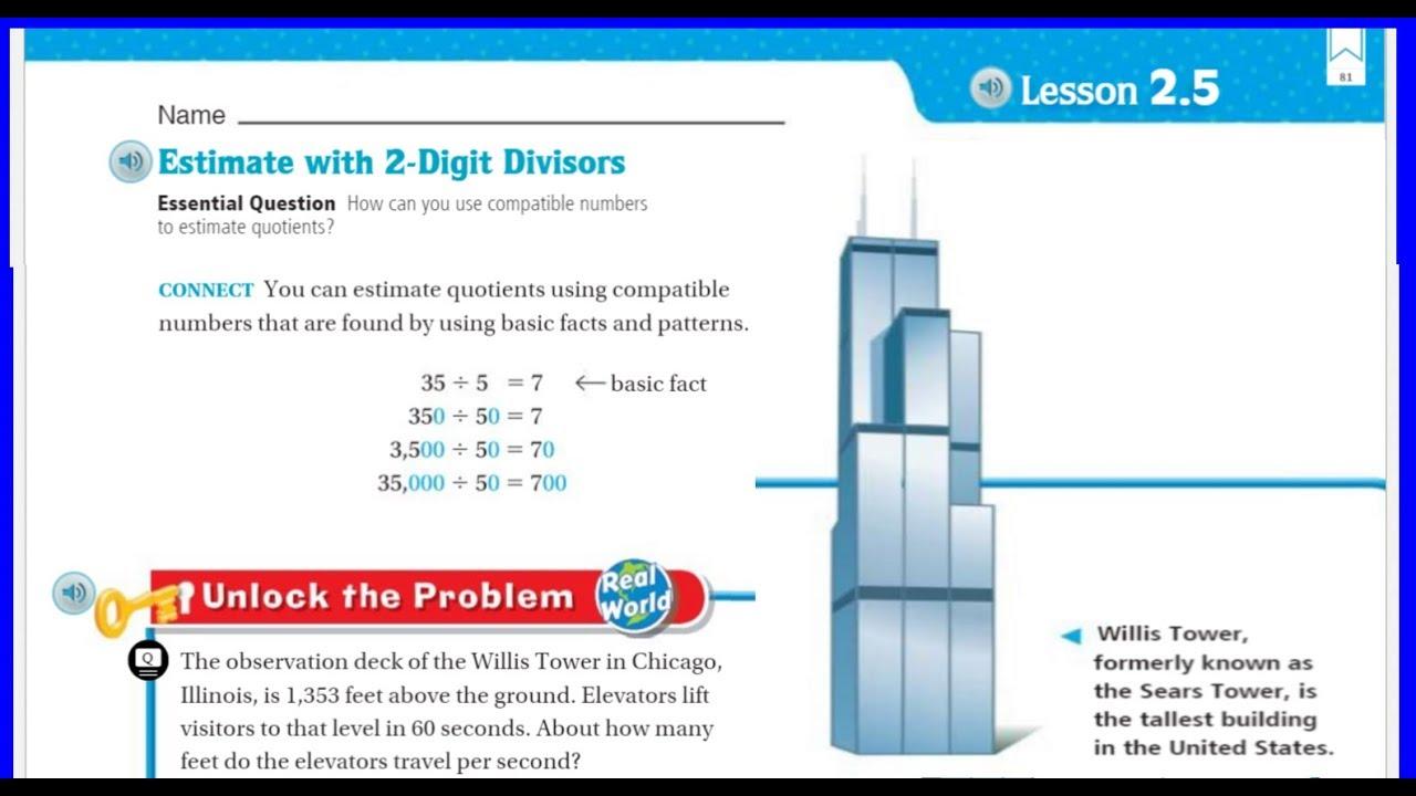 Go Math 7th Grade Answer Key