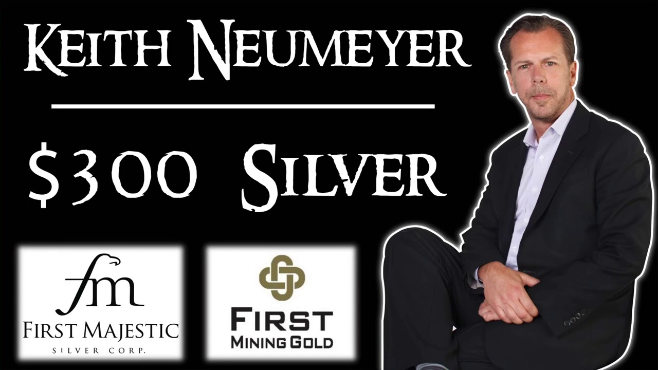 Keith Neumeyer First Majestic Silver CEO Interview: $300 Silver and Possible 5-10 Year Bull Run!