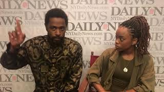 Virginia Lowman interviews actor LaKeith Stanfield