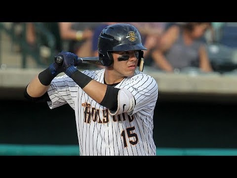 Donny Sands Interview (Yankees #1 Catching Prospect)