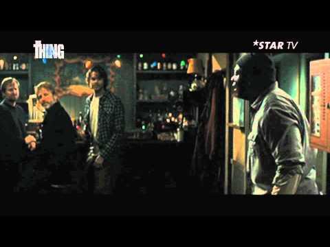 The Thing  Mary Elizabeth Winstead  Joel Edgerton  Ulrich Thomsen  HorrorSciFi  Home Cinema