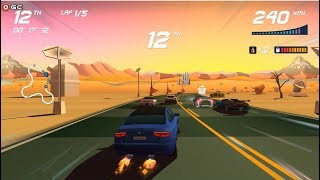 Horizon Chase Turbo 2018 / Sports Car Racing Games / PC Gameplay FHD #4