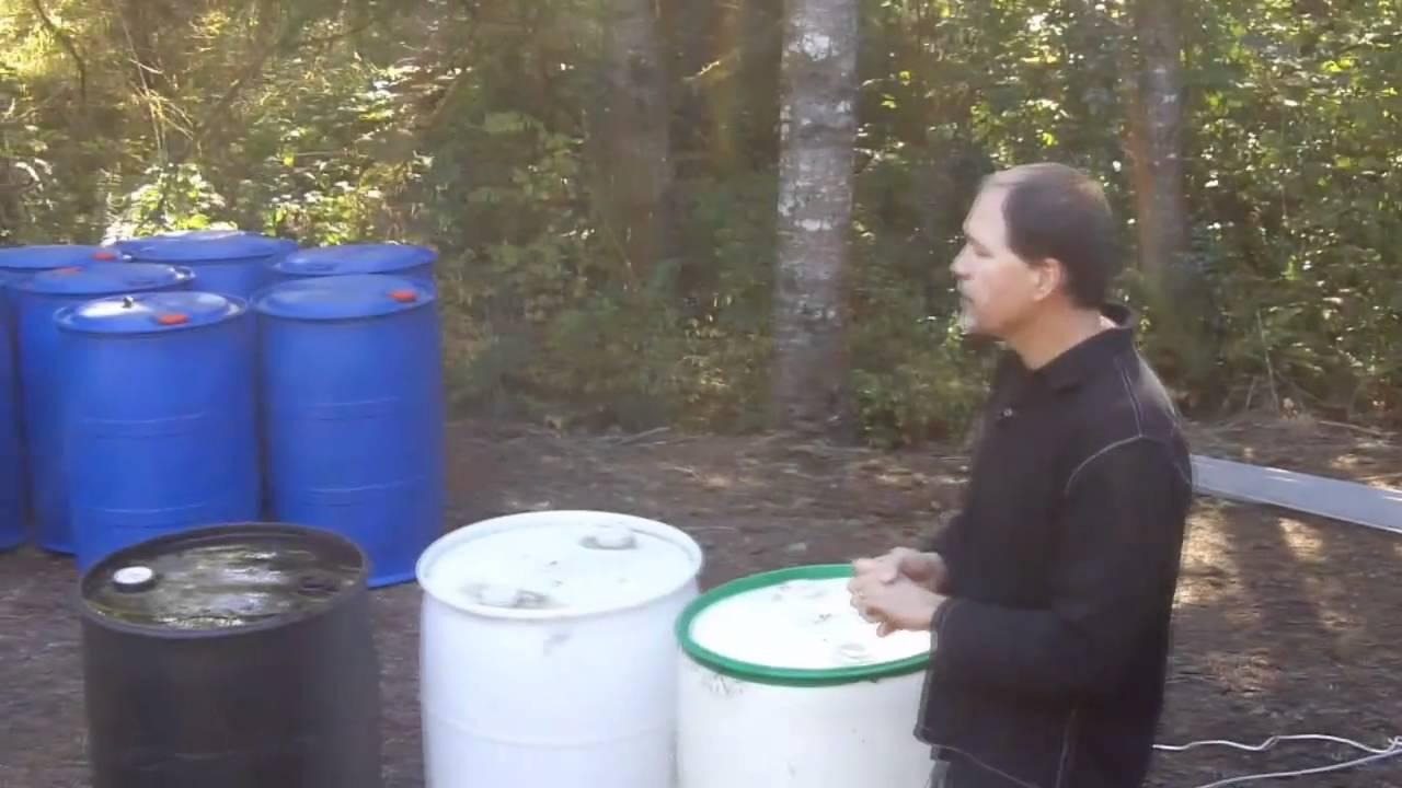 floating barrels for docks how much do the plastic drums cost youtube. Black Bedroom Furniture Sets. Home Design Ideas