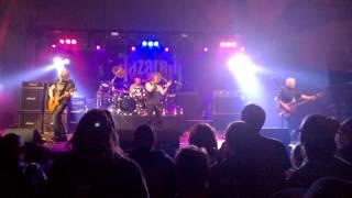 Nazareth - Expect No Mercy - 2015-04-17, Elenia Areena, Hämeenlinna, Finland