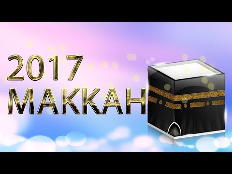 [3D HD] EXCLUSIVE: The HAJJ (Makkah) as never seen before! 2017 ᴴᴰ - NL