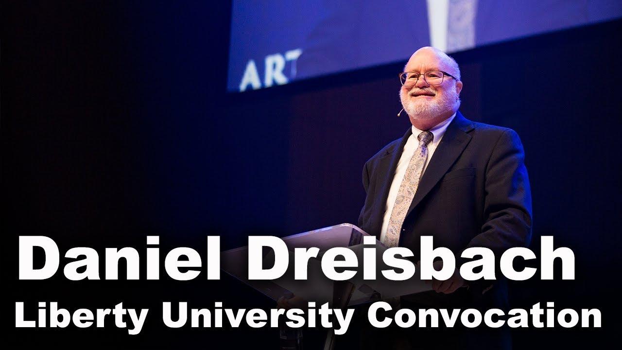 Daniel Dreisbach - Liberty University Convocation
