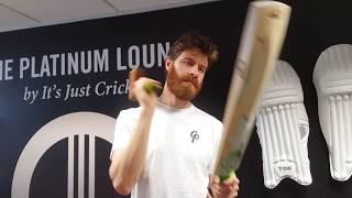 CP Asombrar Bate de Cricket de la Actualización de la Revisión