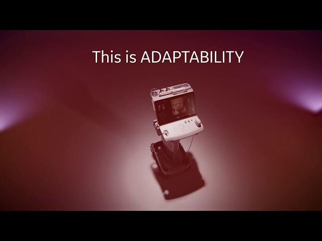 Voluson SWIFT: This is Adatability