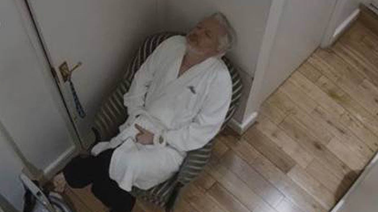 BREAKING: ASSANGE FORCED TO SLEEP IN CHAIR BEHIND DOOR FOR SECURITY