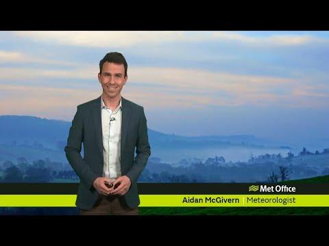 Wednesday morning forecast 06/02/19
