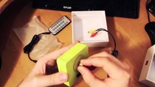 UNIC UC50 Обзор  уникального мини LED Проектора(, 2016-02-17T11:15:08.000Z)