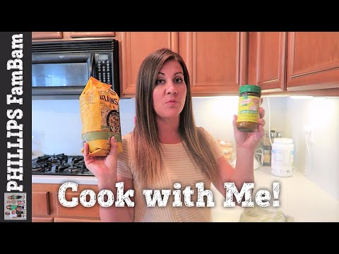 COOK WITH ME | OLIVE GARDEN CHICKEN & MULTI GRAIN RICE RECIPE | PHILLIPS FamBam Cook with ME