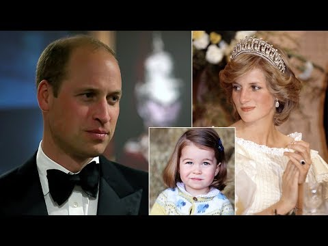 How William defied courtiers to keep Diana's name alive