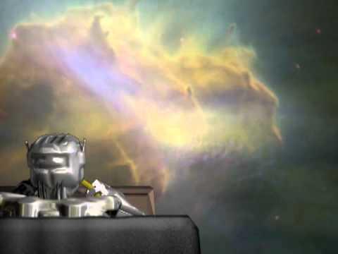 'Imiloa Astronomy Education Center of Hawaii - Robot space taxi