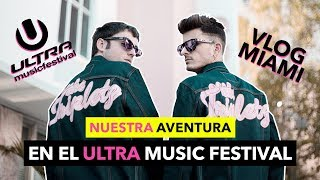 ¡NUESTRA AVENTURA EN ULTRA MUSIC FESTIVAL MIAMI! - The Tripletz