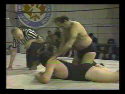 Lou Thesz vs  Mike Marconi (1976)