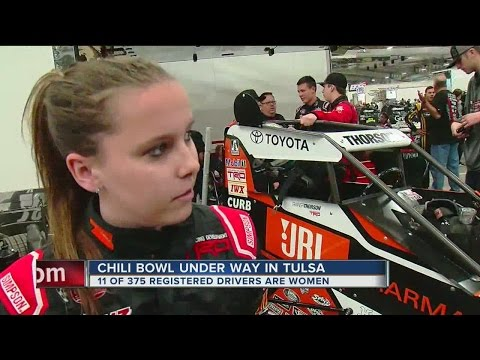 'Chili Bowl' Is Now Underway In Tulsa
