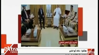 الآن | تعرف على طبيعة العلاقة بين قطر وليبيا بعد تسريب فيديو لوزير الدفاع القطري مع خالد ابو الخير