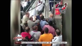 ملعب الشاطر - تفاصيل   مشكلة مجدى عبد الغنى فى ستاد اسكندرية