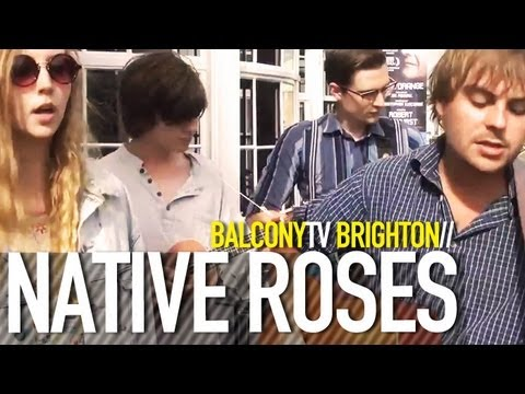 NATIVE ROSES - MONTPELIER BLUES (BalconyTV)