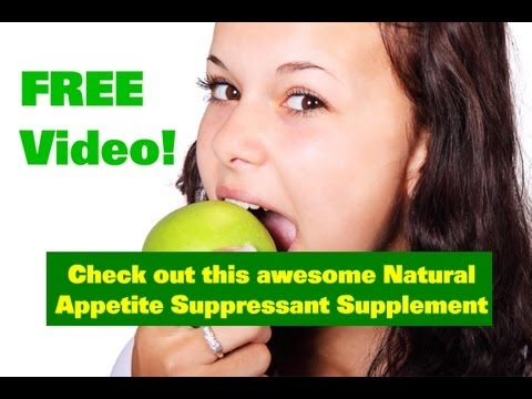 What are the BEST Natural Appetite Supplements?