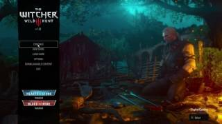 THE WITCHER 3 - Wild Hunt : Enemy Upscaling
