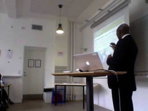 Inclusive Education Seminar Copenhagen 15th Sept 2015 (part 1)