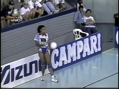 Superliga Feminina 1996: BCN x Leites Nestle