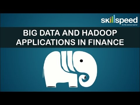 BIG Data and Hadoop Applications in Finance