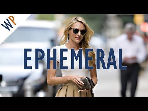 Ephemeral Meaning-WordPlay Academy