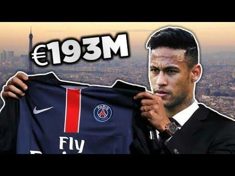 Neymar - Welcome to PSG?