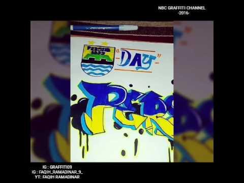 Persib Graffitinbc_graffiti_channel