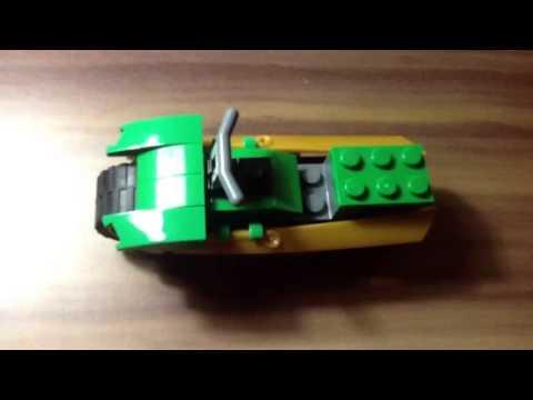 lego ninjago lloyd super car youtube. Black Bedroom Furniture Sets. Home Design Ideas