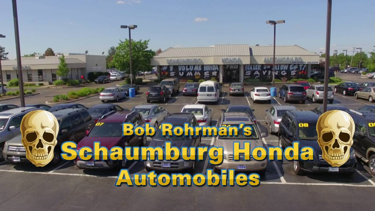 Schaumburg Honda October 2016 Youtube