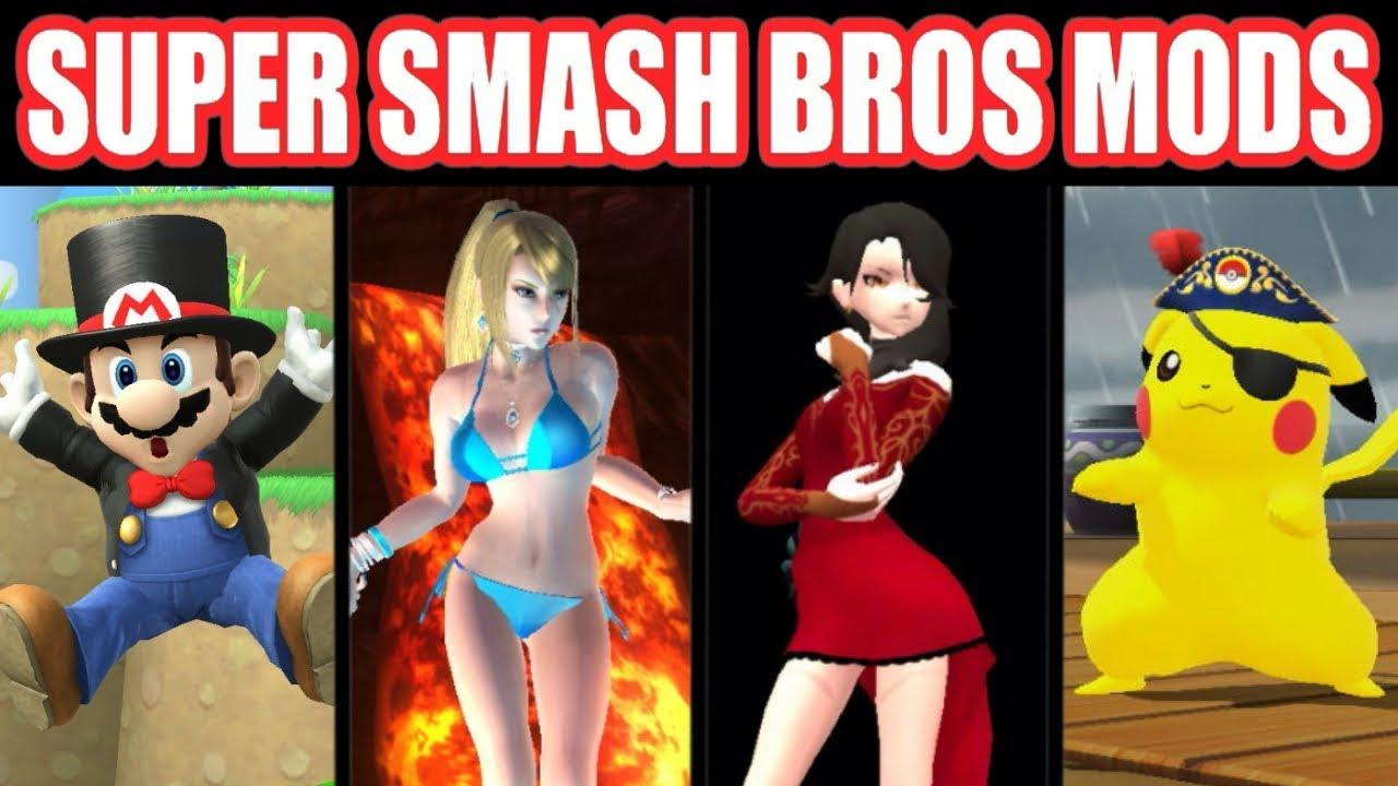 Mario All Stars Summer Zero Suit Samus Cinder Fall Pirate