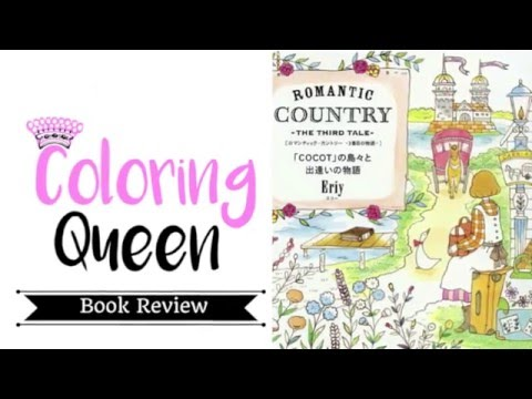 romantic-country---the-third-tale-coloring-book-review---eriy