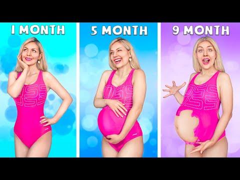 Мультфильм про беременных