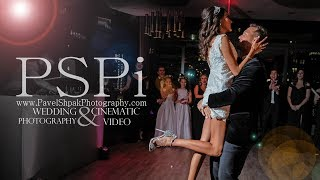 S&B Wedding Day Cinematic Trailer by PSPi at The Skylark in NYC