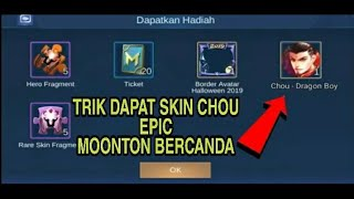 Draw Gratis Event Diamond Vault / MOBILE LEGENDS