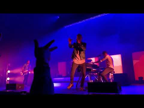 """Keane """"Crystal Ball"""" ~ Fox Theater, Oakland, CA ~ March 9, 2020"""
